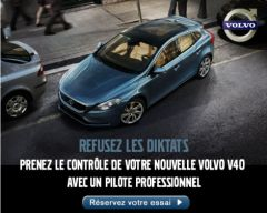 Publicité Volvo Efficiency Network