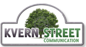 Logotype K Vern Street Communication