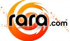 Logo rara.com - courtesy Rara Media Group Ltd. & Musically.com