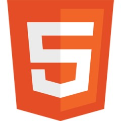 Logo officiel du HTML5
