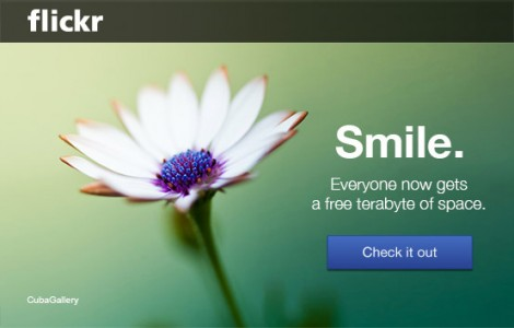 Exciting changes to your Flickr account